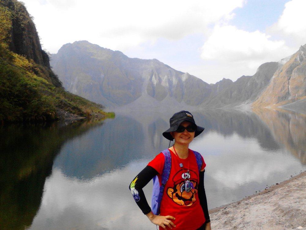 Mt. Pinatubo caldera, ang ganda mo! (1/6)