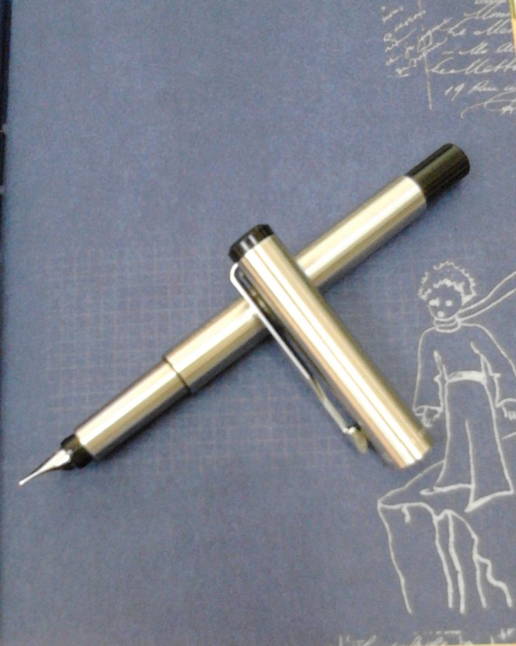 Stainless Longganisa: Stainless Parker Vector