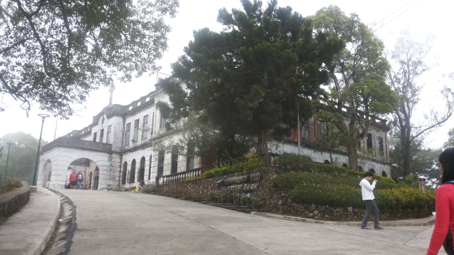 Eerieeee  Diplomat Hotel