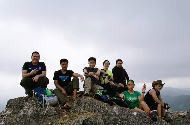 Mt. Binacayan Summit