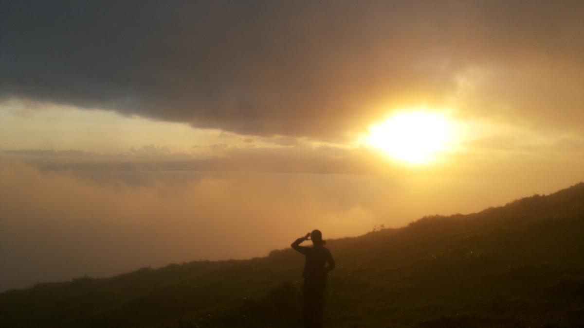 Mt. Pinagbanderahan / Gulugod-Baboy
