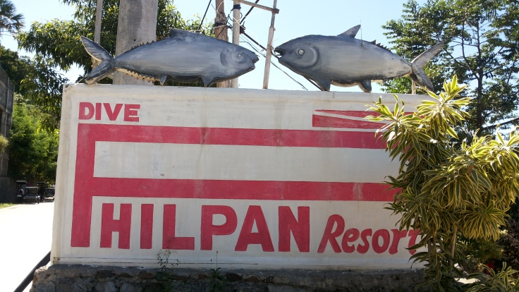 Jump off: Philpan Resort