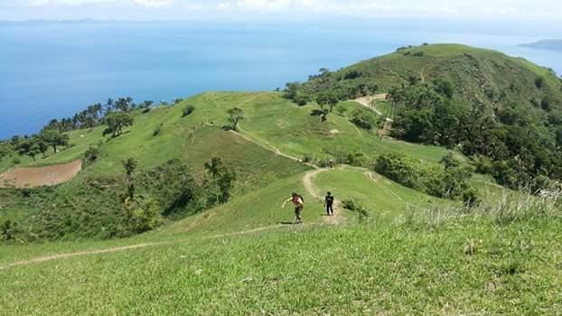 Gulugod Baboy trails